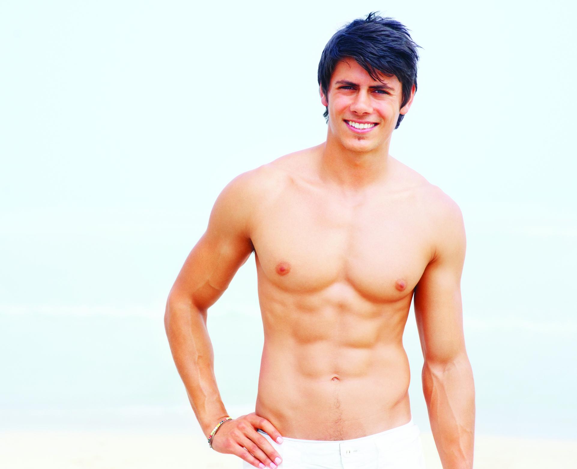 Ginecomastia: Correggere Il Seno Maschile Con La Chirurgia Estetica